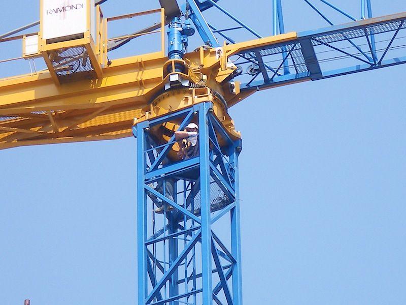 Corso per addetti all'uso della gru a torre
